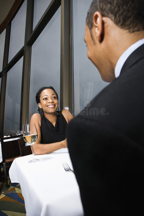 Download Couple talking. stock image. Image of adult, photograph - 2849869