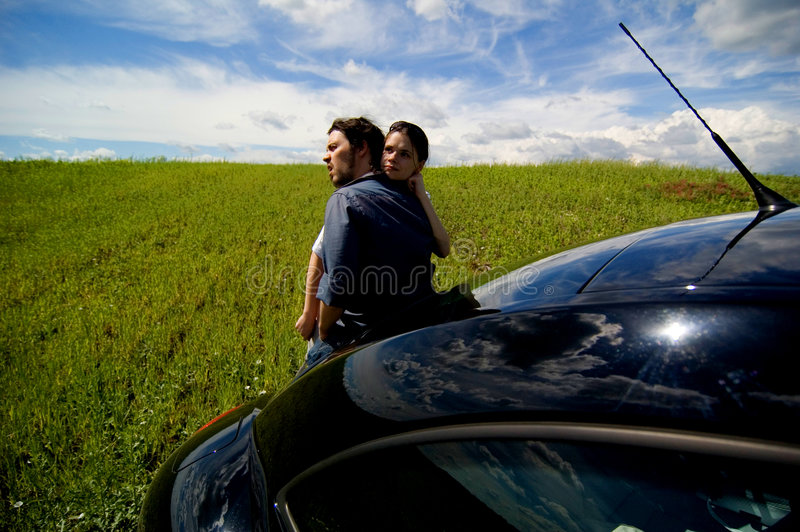 Download Couple On Vacation Stock Images - Image: 1421324