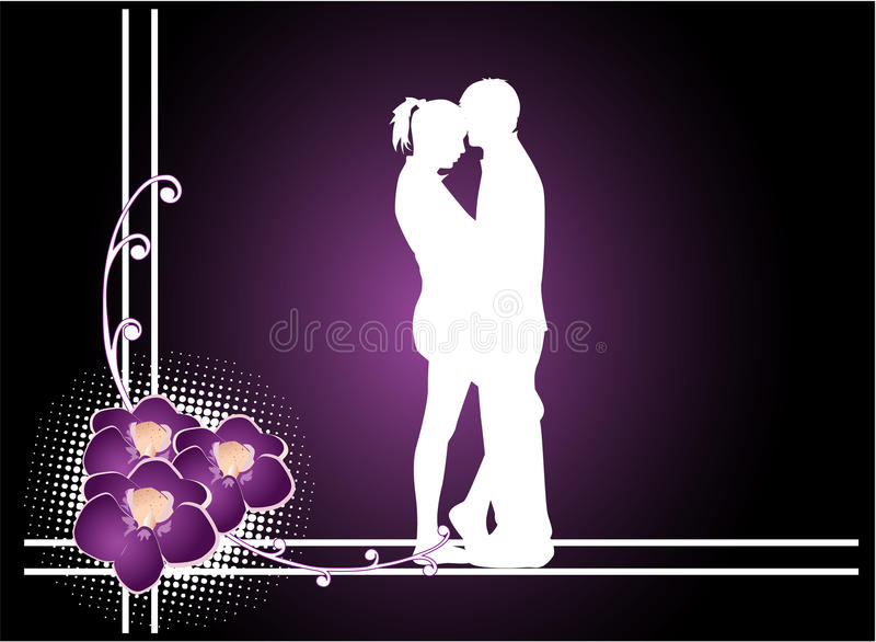 Download Couple- vector stock vector. Illustration of knowledge - 13498395