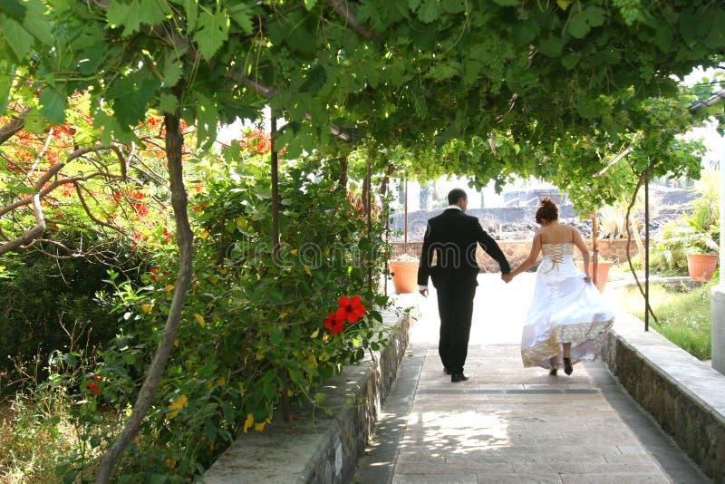 Couple.Wedding stockfotografie