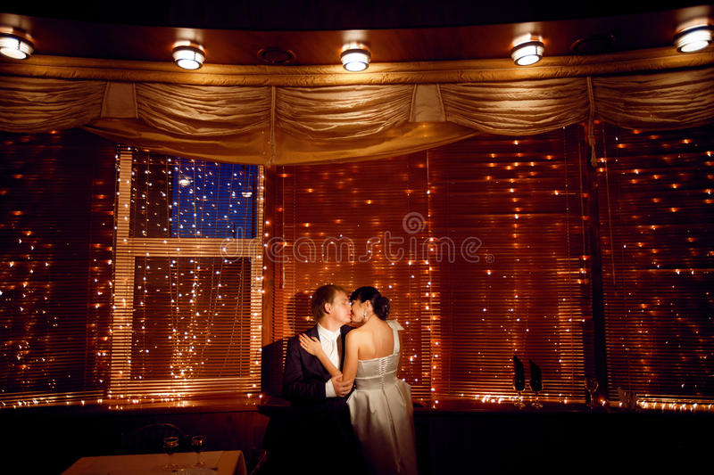 Download Couple by the window stock image. Image of caucasian - 23624987