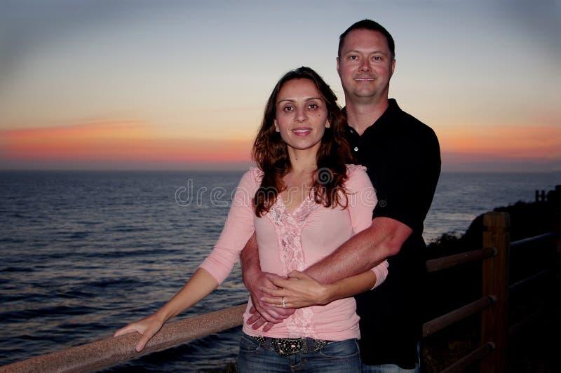 Couples 2 image libre de droits