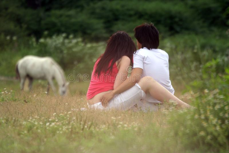 Couples image stock