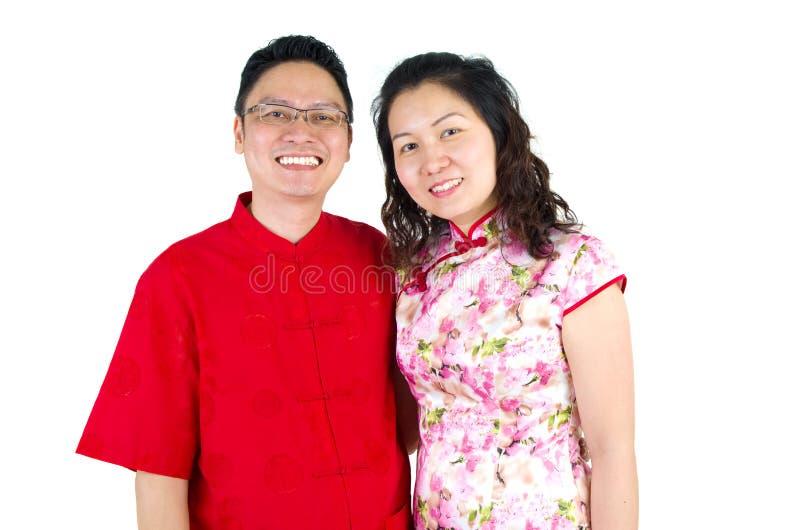 Couples asiatiques photos libres de droits