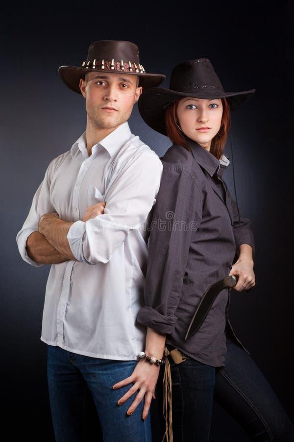 Couples attrayants photos stock