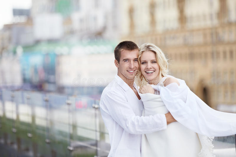 Couples attrayants photographie stock