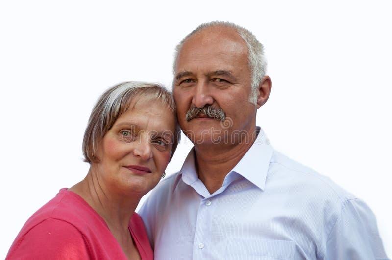 Couples attrayants photo libre de droits
