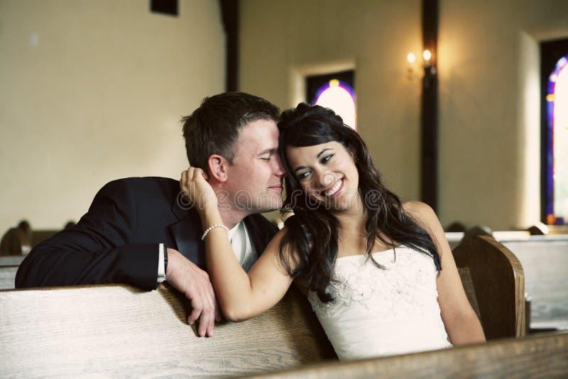 Couples attrayants dans l'amour photo libre de droits