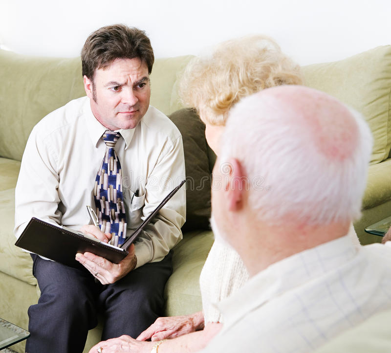 Couples Counseling - Empathy royalty free stock photography