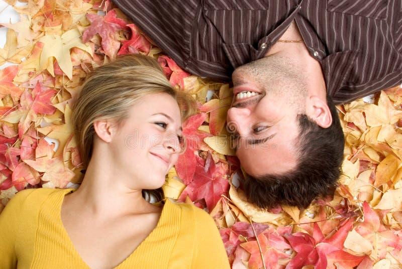 Couples dans des lames images libres de droits