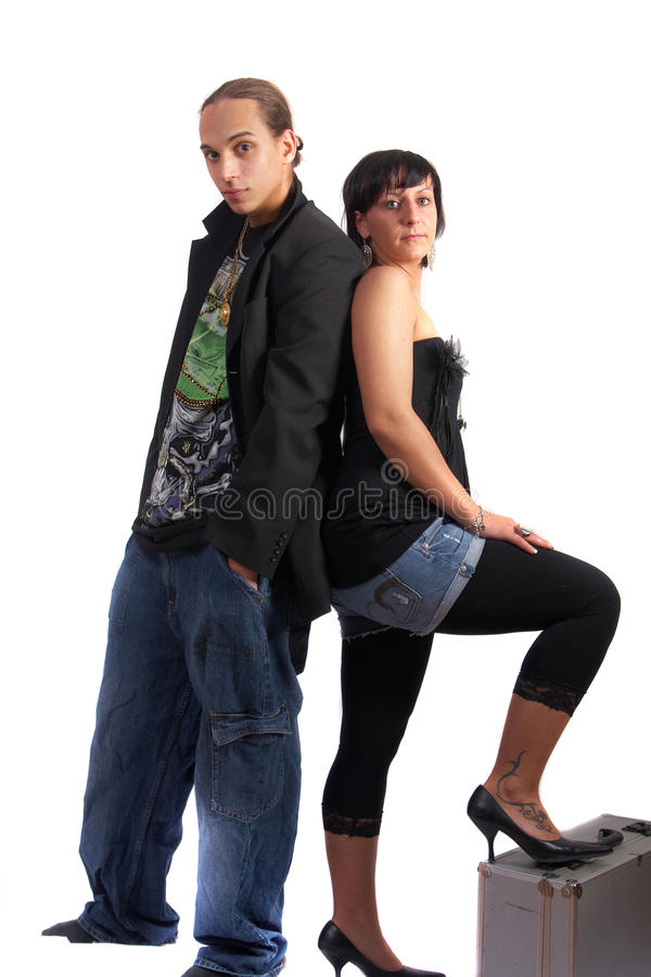 Couples de 2009 photographie stock