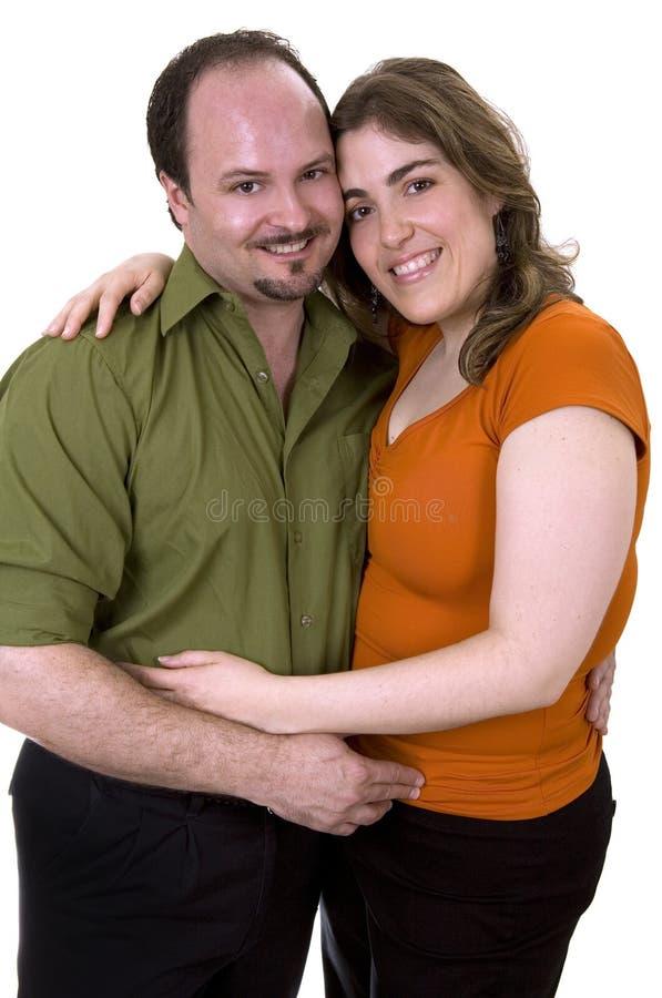 Couples de Bussiness photos stock