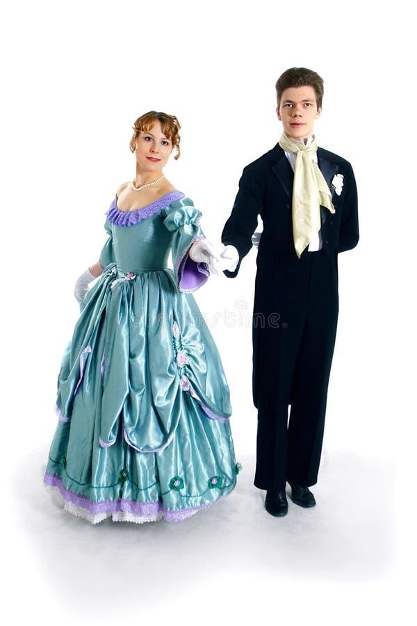 Couples de danse image libre de droits