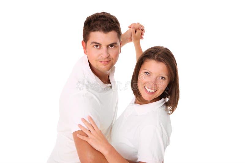 Couples de danse photographie stock