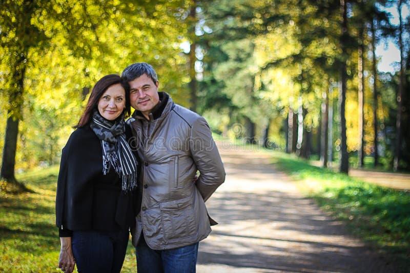 Couples de famille photos stock