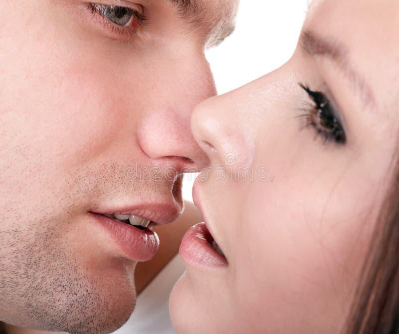 Couples de fille et d'homme. Amour. photo libre de droits