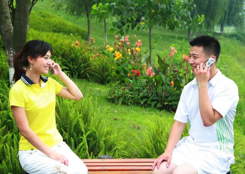 Couples de loisirs photographie stock libre de droits