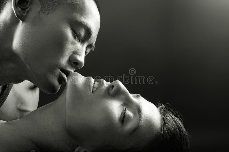 Couples de mode photographie stock