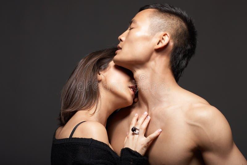 Couples de mode photos stock