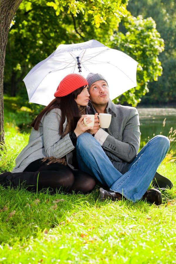 Couples de saison photos libres de droits