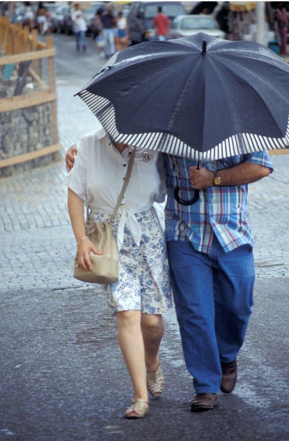 Couples ensemble photographie stock libre de droits