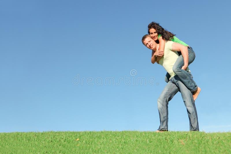 couples, ferroutage images libres de droits
