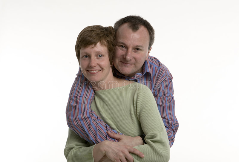 Download Couples heureux image stock. Image du maman, étreinte, père - 737427