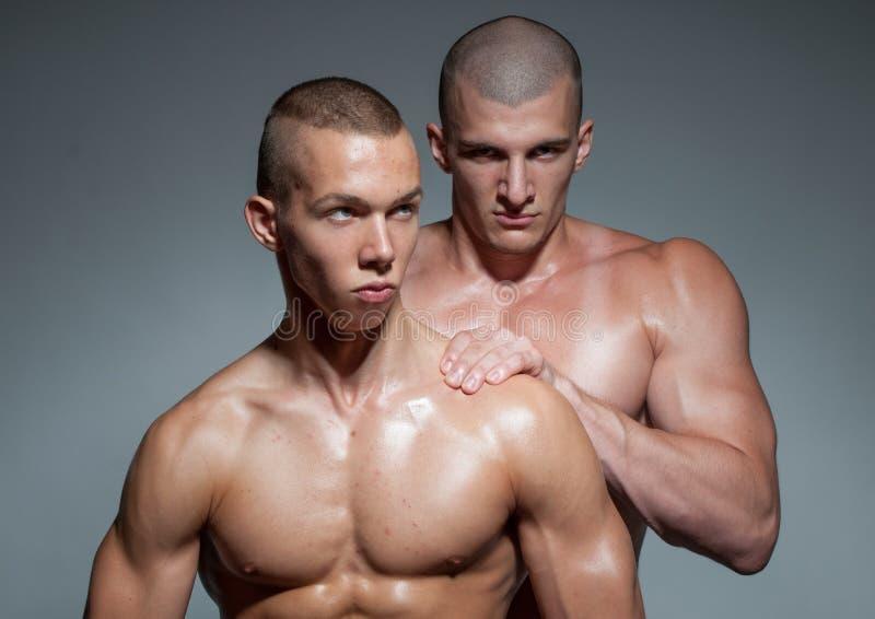 Couples homosexuels photographie stock libre de droits