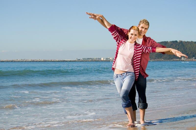 couples jouant librement image libre de droits