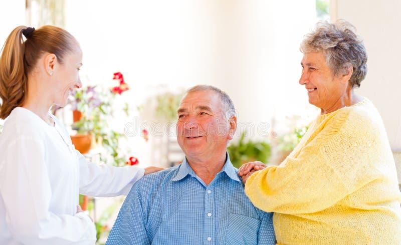 Couples pluss âgé photos stock