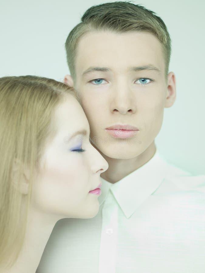 Couples sensuels photo libre de droits