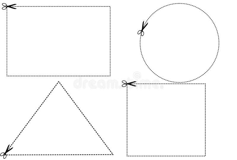 Download Coupons stock illustration. Image of save, saving, square - 3580822