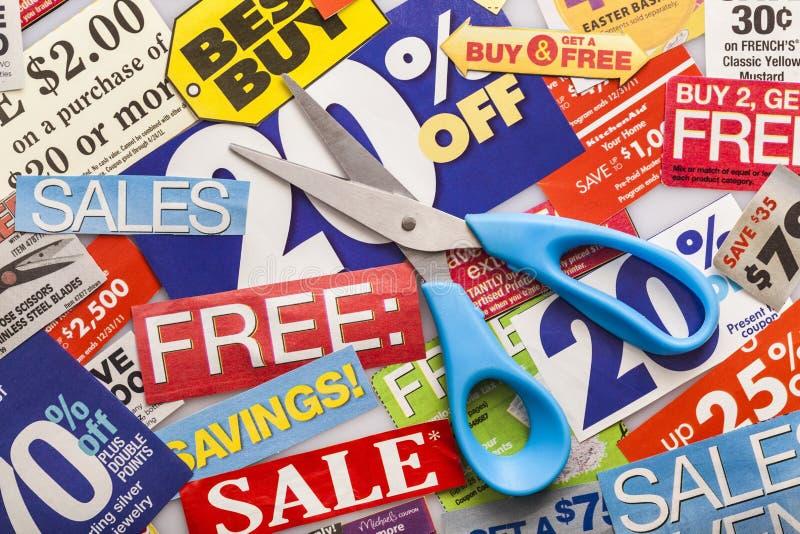 coupons fotos de stock royalty free