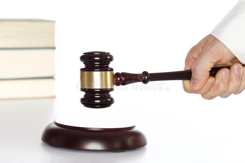 Cour symbolique photographie stock libre de droits
