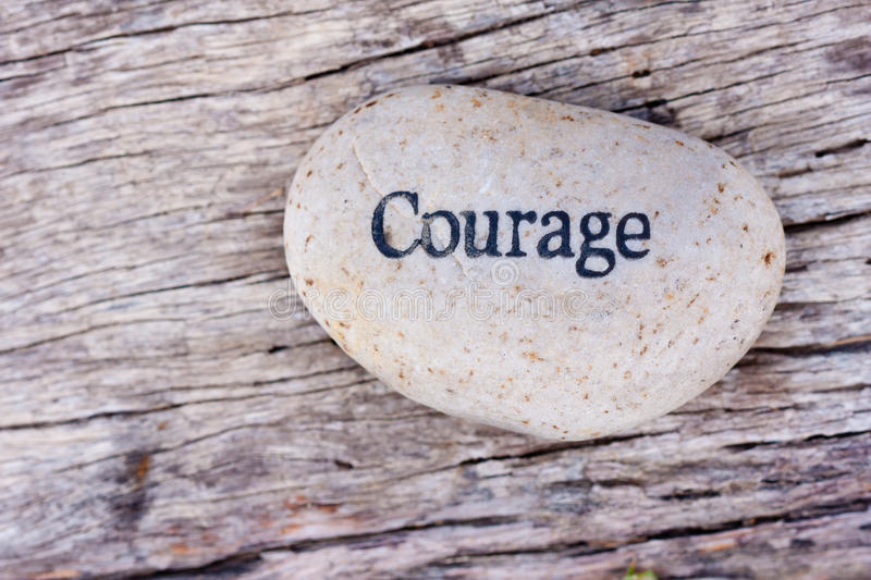 Courage photos stock