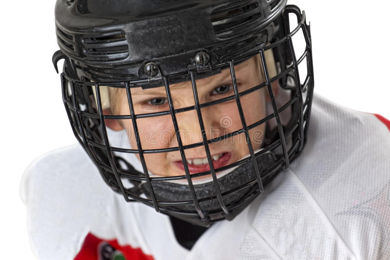 Download Only Courageous Play Hockey Stock Photography - Image: 18840852