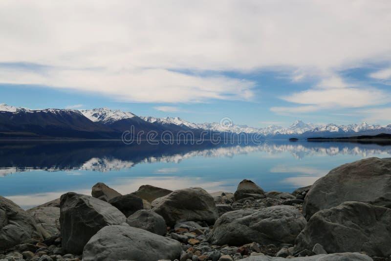 Courant folklorique, Nouvelle Zélande image libre de droits