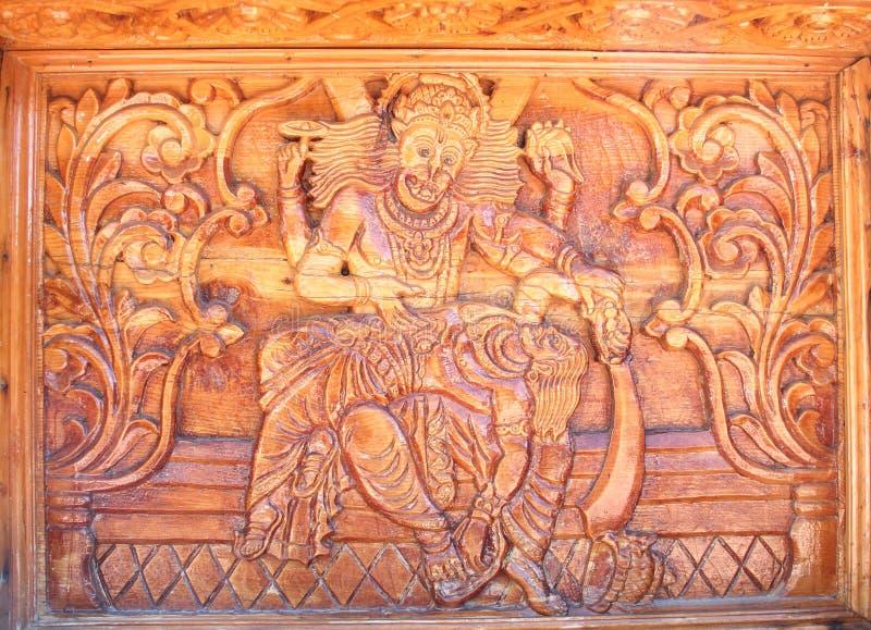 Courber le travail dans Temple-5 photos stock