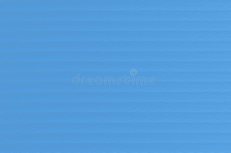 Courbure bleue de vague de fond abstrait avec les bords blancs photo libre de droits