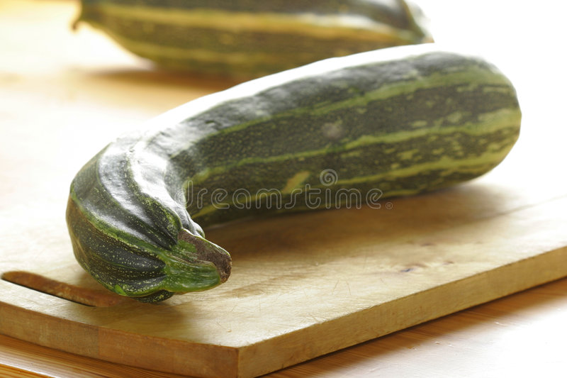 Courgette photographie stock
