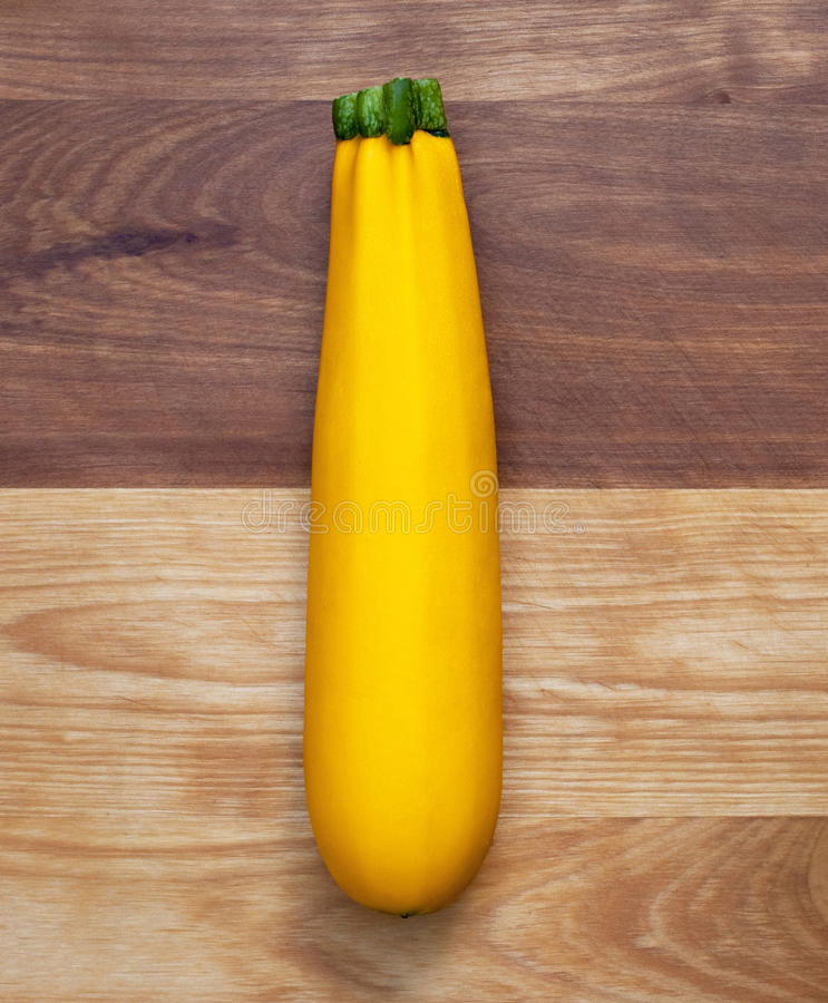 Courgette d'or images stock