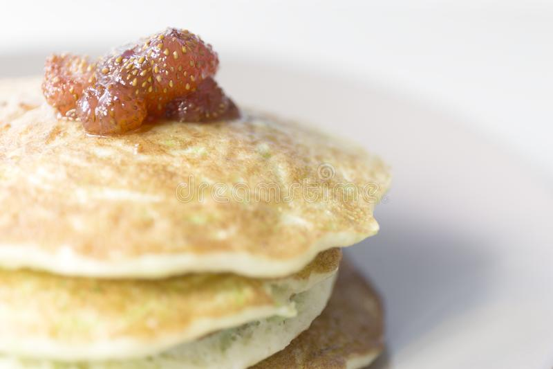 Courgettepannekoeken Pompoenfritters Juiste voeding vegan stock foto's