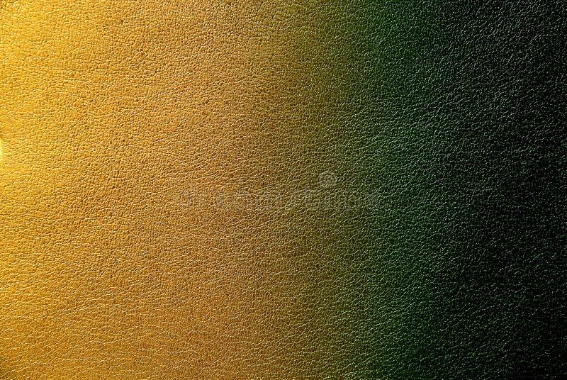 Couro colorido fotografia de stock