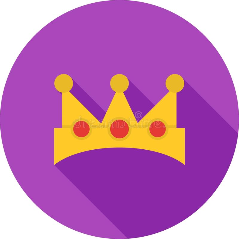 Couronne de roi illustration libre de droits