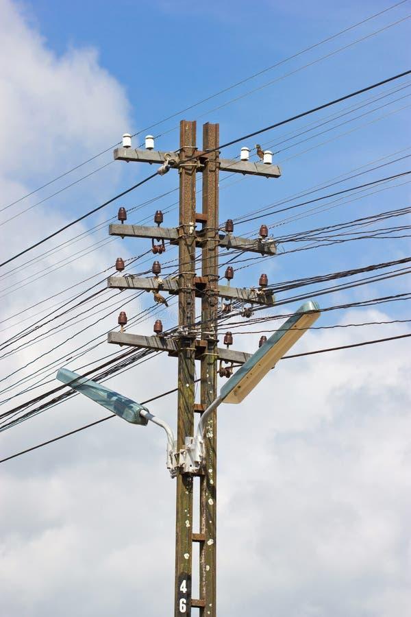Courrier électrique. photos libres de droits
