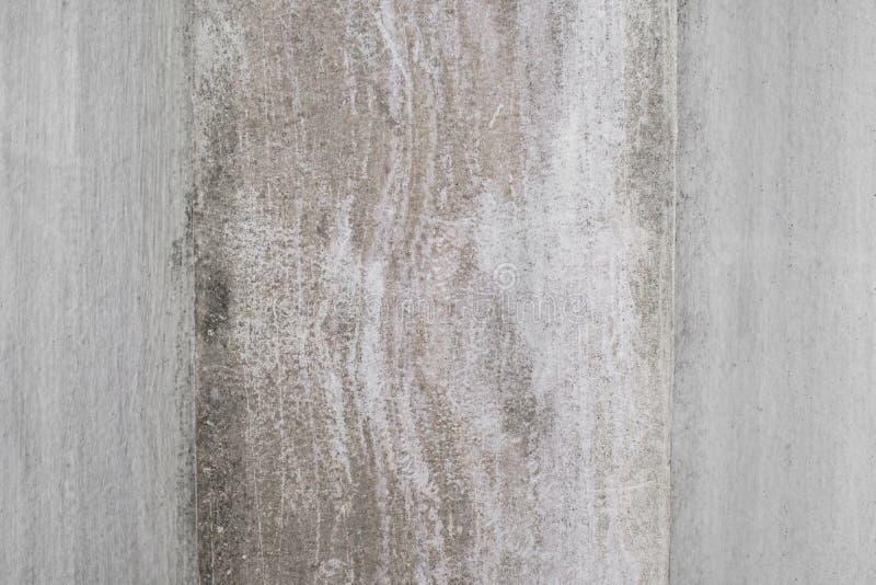 Courrier de mortier sur la texture de mur de ciment blanc avec le fond de moule photographie stock libre de droits