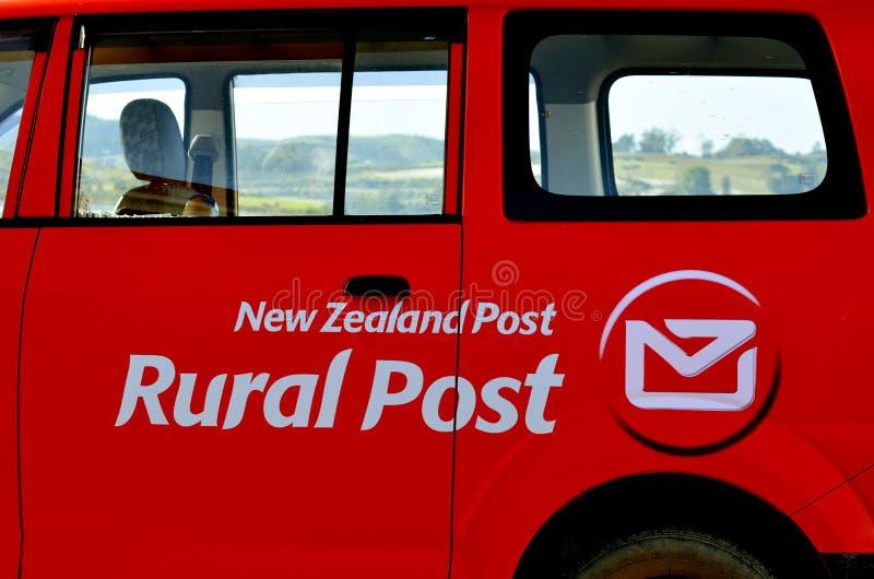 Courrier du Nouvelle-Zélande photo libre de droits