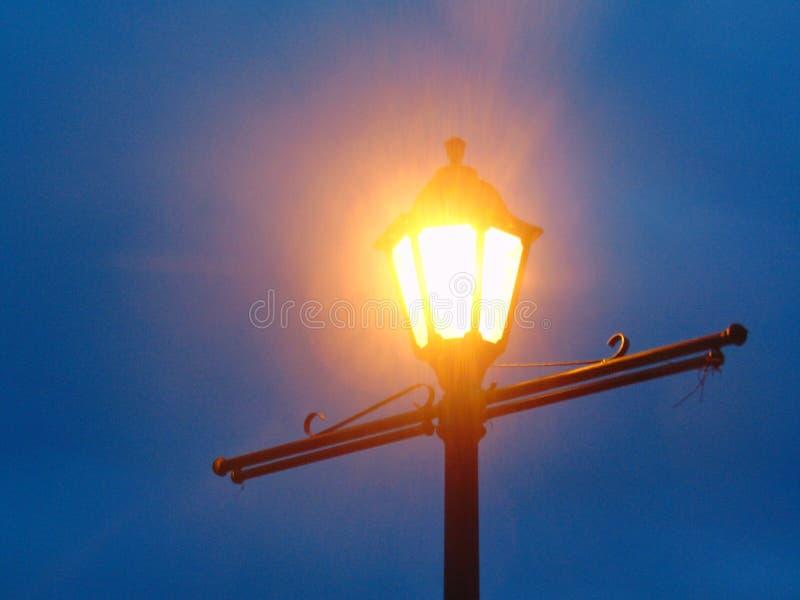 Courrier intra-muros de lampe photos libres de droits