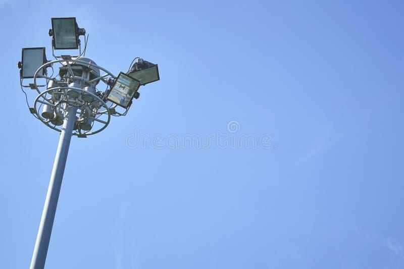 Courrier léger de sport sur le beau fond de ciel photos libres de droits