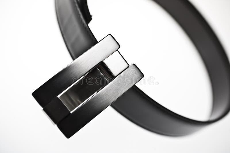 Courroie en aluminium balayée photo libre de droits